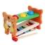 ของเล่นไม้ โต๊ะทุบลูกบอล และระนาด 2 in 1 PIANO KNOCKS PLUS TABLES thumbnail 4