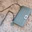 กระเป๋า Amory chain large shoulder bag สีฟ้า ทรง Chanel สวยหรูมาก thumbnail 4