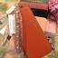 กระเป๋า CHARLESKEITH LONG ZIP WALLET สีส้ม ราคา 1,090 บาท Free Ems thumbnail 1