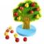 ของเล่นไม้ ต้นผลไม้มีแม่เหล็กดูดติด สอนนับเลข-บวกเลข thumbnail 1