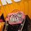 กระเป๋าสะพาย สีชมพู JTXS bag made in Hong Kong 2017...งานแท้นะคะ thumbnail 3