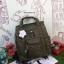 กระเป๋า Anello polyester canvas Tote style rucksack เบอร์ 1 thumbnail 1