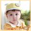 หมวกแก๊ป หมวกเด็กแบบมีปีกด้านหน้า ลายหมีน้อย (มี 4 สี) thumbnail 9