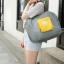 กระเป๋าช้อปปิ้งพับเก็บได้ ผ้าหนา สีสันสดใส ผลิตจากโพลีเอสเตอร์กันน้ำ คุ้มค่า (Street Shopper Bag) thumbnail 2