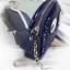 กระเป๋าสตางค์ยอดฮิตแบรนด์ดัง ANYA HIMARCH MINI PACMAN รุ่นนี้แนะนำเลย ตกแต่งเลื่อม ยิ่งโดนแสงยิ่งสวย งานน่ารักมาก 690 ส่งฟรี ems thumbnail 6