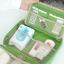 กระเป๋าใส่อุปกรณ์อาบน้ำ คุณภาพดี แขวนได้ สำหรับเดินทาง ท่องเที่ยว พกพาสะดวกมี 4 สี 4 ลายให้เลือก thumbnail 26
