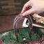 Genuine Leather Bag 25 cm ใช้เองหรือให้ของขวัญก็เหมาะ thumbnail 6