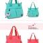 กระเป๋าสะพาย Jin Qiaoer ทำจากไนล่อน กันน้ำ คุณภาพดี ขนาดกระทัดรัด สีสันสดใส เหมาะกับทุกโอกาส thumbnail 16