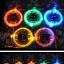 เชือกผูกรองไฟ LED เรืองแสง กันน้ำ <พร้อมส่ง> thumbnail 5