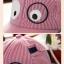 หมวกแคปเด็กอ่อน ปักรูปหน้าสัตว์ มีหูตั้ง น่ารัก ขนาด 6-18 เดือน thumbnail 8