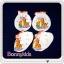 ถุงมือถุงเท้า cotton 100% (แพ็ค 6 เซ็ต) thumbnail 4