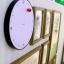 นาฬิกาลูกบอลแม่เหล็ก Time Flying Magnetic Ball clock thumbnail 2