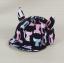 หมวกแก๊ป หมวกเด็กแบบมีปีกด้านหน้า ลายแมวเหมียว (มี 3 สี) thumbnail 19