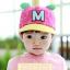 หมวกแก๊ป หมวกเด็กแบบมีปีกด้านหน้า ลาย M-มิกกี้ (มี 4 สี) thumbnail 13