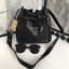 กระเป่า David Jones Bucket Leather Size L (bag) กระเป๋าสะพายข้างดีไซน์เกร๋มาก สีดำสวยมาก chic thumbnail 1