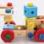 ของเล่นไม้ ชุดประกอบ เครื่องบิน รถ หุ่นยนต์ และอื่นๆ เสริมสร้างพัฒนาการ thumbnail 3