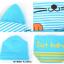 เซตหมวก+ผ้าซับน้ำลาย / ลาย Cat Baby (มี 5 สี) thumbnail 16