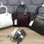 CHARLES & KEITH SMALL CITY BAG กระเป๋าถือหรือสะพาย ดีไซน์เรียบหรู ขนาดกำลังดี thumbnail 1