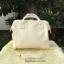 กระเป๋าเป้ ANELLO 2 WAY PU LEATHER BOSTON BAG (Regular)-----Ivory Color thumbnail 4