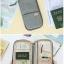 กระเป๋าใส่พาสปอร์ต กระเป๋าใส่หนังสือเดินทาง เอกสารสำคัญ มีสายคล้องมือ พกพาสะดวก ผลิตจากโพลีเอสเตอร์ กันน้ำ คุณภาพดี thumbnail 38
