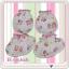 ถุงมือถุงเท้า cotton 100% (แพ็ค 6 เซ็ต) thumbnail 2