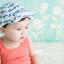 HT372••หมวกเด็ก•• / หมวกแก็ปเครื่องบิน (สีขาว) thumbnail 3