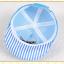 หมวกแก๊ป หมวกเด็กแบบมีปีกด้านหน้า ลาย Smile (มี 3 สี) thumbnail 7