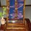 ผ้าพันคอย้อมครามทอมือ Premium Gift *สินค้า Handmade 100% ราคา 490 บาท(Ems +70) thumbnail 9