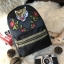 ALDO Grawn Satin Backpack with Tiger & Rose Patches thumbnail 6