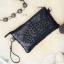 กระเป๋าสะพายข้างมินิ NEW SOFT LEATHER ROCK STUDDED CLUTCH แฟชั่นสไตล์ zara fashionista ราคา 790 ส่งฟรี ems thumbnail 3