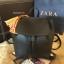 กระเป่า ZARA Detail Backpack กระเป๋าเป้รุ่นแนะนำวัสดุหนังเรียบสีดำอยู่ทรงสวยคุณภาพดี ดีไซน์เรียบหรูใช้ได้เรื่อยๆ thumbnail 5