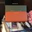 กระเป๋า CHARLESKEITH LONG ZIP WALLET สีส้ม ราคา 1,090 บาท Free Ems thumbnail 2