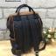 Anello x Collective Nylon & PU Large Backpack ราคา 1,490 บาท Free Ems thumbnail 3