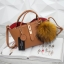 กระเป๋าสะพาย มาพร้อมปอมๆ KEEP Everyday Keep Handbag ราคา 1,390 บาท Free Ems thumbnail 1
