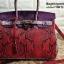 กระเป๋าถือสะพายหนังแท้ สองขนาด ลายงานหนังวัวแท้ สีทูโทน (Leather100%) thumbnail 15