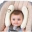 หมอนประคองศีรษะเด็กใน คาร์ซีท-รถเข็น-เปลโยก Summery Infant Adjustable Head Support Cradler thumbnail 1