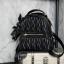 KEEP genuine Leather Mini Chic Backpack Classy Black #ใบนี้หนังแท้เลยค่ะ thumbnail 1