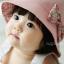 หมวกปีกเด็กหญิง ใส่ได้ 2 ด้าน น่ารักสไตล์เกาหลี thumbnail 16