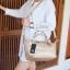 กระเป๋า KEEP Longchamp Style Duo Sister Rose Gold ราคา ใบใหญ่ 1,490 Free Ems thumbnail 2