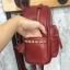 กระเป๋าเป้ Keep Leather Bag Mini Backpack Burgundy ราคา 1,890 บาท Free Ems thumbnail 5