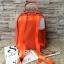 กระเป๋า Kipling Amory Medium Casual Shoulder Backpack Limited Edition สีส้ม 1,890 บาท Free Ems thumbnail 4
