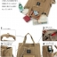 กระเป๋า Anello polyester canvas Tote style rucksack เบอร์ 1 thumbnail 5