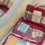กระเป๋าใส่อุปกรณ์อาบน้ำ คุณภาพดี แขวนได้ สำหรับเดินทาง ท่องเที่ยว พกพาสะดวกมี 4 สี 4 ลายให้เลือก thumbnail 33