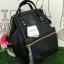 กระเป๋าเป้ Anello polyurethane leather rucksack รุ่น Mini/Classic อีกรุ่นที่กำลังเป็นที่นิยมกันในหมู่วัยรุ่นของประเทศญี่ปุ่นมาแล้วคร้า... ภายในมีช่องเล็ก2ช่อง เปิดปิดด้วยซิปคู่ ปากกระเป๋าเป็นโครงสัดวกต่อการหยิบจับ ด้านข้างมีช่องทั้ง2 thumbnail 24