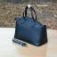 กระเป๋า MANGO SAFFIANO-EFFECT TOTE BAG สีดำ ราคา 1,090 บาท Free Ems thumbnail 3