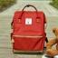 กระเป๋าเป้ ANELLO X PAGEBOY- LOCAL BRAND วัสดุ Polyester canvas สลับหนังกลับ ปากกระเป๋าเปิดปิดด้วยซิปคู่ thumbnail 13