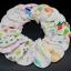 ถุงมือเด็กอ่อนผ้าฝ้าย ไร้ตะเข็บด้านใน ป้องกันมือเด็ก สำหรับ 0-6 เดือน thumbnail 8