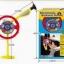 พวงมาลัยหัดขับรถของเล่น แบบจุ๊บติดกระจกรถ ELECTRONIC BACKSEAT DRIVER thumbnail 5
