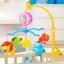 ชุดโมบายของเล่น ใส่ถ่านหมุนอัตโนมัติ พร้อมอุปกรณ์ติดเปลเด็ก thumbnail 2