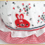 HT490••หมวกเด็ก•• / หมวกปีกกว้าง-Rabbit (สีฟ้า) thumbnail 7